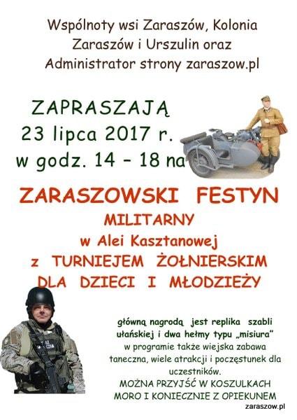 Festyn militarny