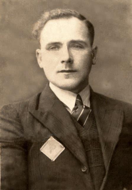 Czesław Baran - czas walki
