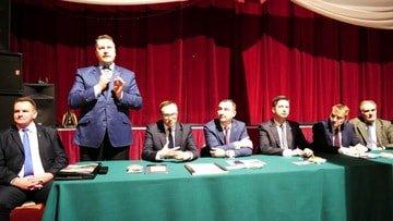 Spotkanie z Wojewodą Lubelskim i Parlamentarzystami