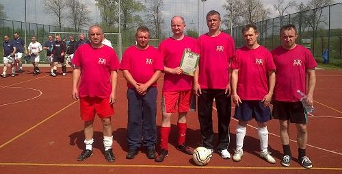 Turniej Piłki Nożnej Wysokie