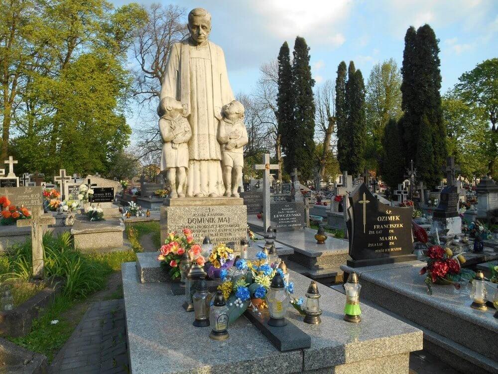 Ks kan Dominik Maj - wspomnienie Krzysztofa