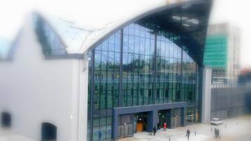 Najnowocześniejszy dworzec