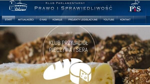 Co wspólnego ma PIS z serem