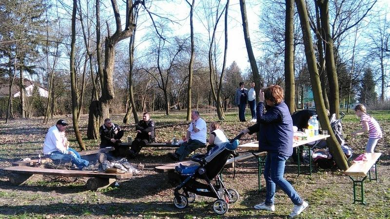 Odwiedzili nas uczestnicy Rajdu Katyńskiego