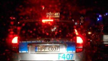 Policja zatrzymała pseudo policjantów