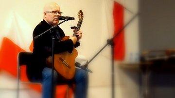 Bychawa. Koncert z okazji 100-lecia Odzyskania Niepodległości Andrzeja Kołakowskiego. Organizator Marta Krzyżak.