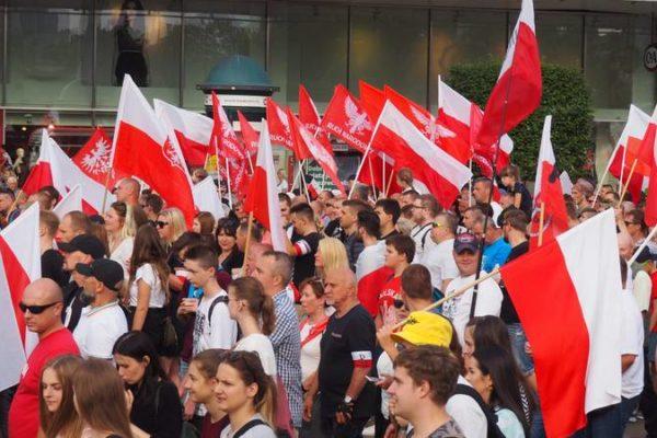 VIII Marsz Powstania Warszawskiego
